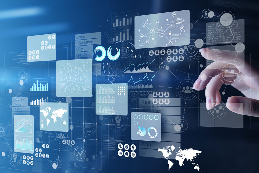 business intelligence - Rapports d'intelligence d'affaires