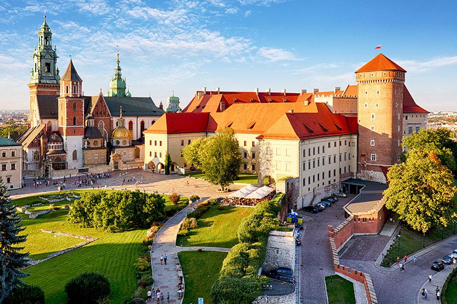 krakow - Emplacements mondiaux